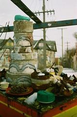 dabls mbad african bead museum (alizeti) Tags: detroit pentaxk1000 expiredfilm kodaksupergold400 gold400