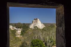 IMG_2697 (avolanti) Tags: uxmal pyramid pyramids pyramidofthemagician mexico mayan ruins vacation travel yucatan beautiful wanderlust explore