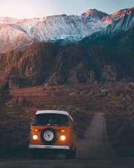(alessandrocetto) Tags: brown cold autumn sky plants vegetation trees snow relax relaxing peace vacation timeoff holiday trip amazing nature love travel landscape sunset rocks road mountain woods wood van red