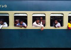 IMG_20180407_180046889 (দূর্লভ) Tags: train station people city