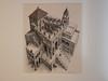 Den Haag, Escher in Het Paleis (wimjee) Tags: denhaag escher museum excursie lyceumschöndeln olympus e520 nederland facebookalbum20180412