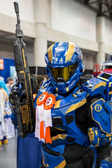 Halo Spartan (irrational.photography) Tags: cos play cosplay anime japan comic book comicbook convention costume movie tv show dress up mascarade masquerade