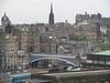 Where the colors blend... (SimoneRossi848) Tags: edinburgh scotland uk oldtown castle urban city