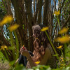 108/365 (Ursule Gaylard) Tags: 365project photographychallenge selfportrait flowers meadow woman yellow