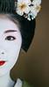 Only Half The Story (Trent's Pics) Tags: halfthestory eyes female geisha girl hair hairpiece half japan kimono kyoto lifestyle lips maiko people portrait woman