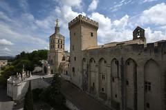 Avignon, Palais des Papes (14.), Ausblick vom Tour l'Audience ou de la Gâche (liakada-web) Tags: avignon provencealpescôtedazur frankreich fra