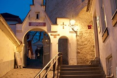 2018-04-30 at 21-06-00 (andreyshagin) Tags: tallinn estonia architecture andrey andrew shagin nikon daylight d750 night trip travel town tradition europe beautiful building history