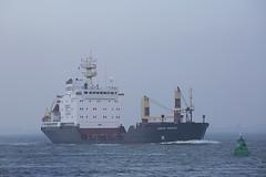 KAPITAN YAKOVLEV (angelo vlassenrood) Tags: ship vessel nederland netherlands photo shoot shot photoshot picture westerschelde boot schip canon angelo walsoorden cargo kapitanyakovlev