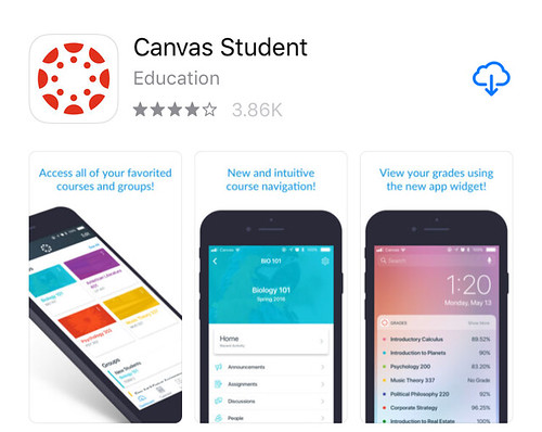 Canvas Student image