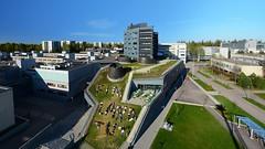 2018.05.11-18.28.52 - FIN LAND TUT (crop) (BUT@TUT) Tags: finland tampere university technology tut kampus areena erasmus exchangestudent