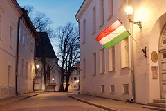 2018-04-30 at 21-03-07 (andreyshagin) Tags: tallinn estonia architecture andrey andrew shagin nikon daylight d750 night trip travel town tradition europe beautiful building history
