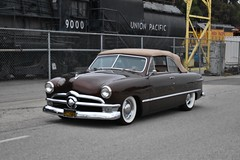 54th Annual LA Roadsters Show (USautos98) Tags: 1949 ford shoebox hotrod streetrod custom