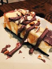 Q39 Post-rib rapture (LauraGilchrist4) Tags: caramel rich dessert cheesecake q39 westport kc kansascity food delicious chocolate decadent