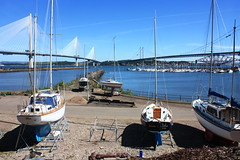 SQ2-9 Port Edgar Harbour & Marina, South Queensferry (timonrose1) Tags: portedgar southqueensferry yacht queensferrycrossing riverforth marina portedgarmarina forthbridge forthroadbridge