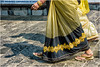 Passage to India …  this is the end …at the moment  … (miriam ulivi - OFF /ON) Tags: miriamulivi nikond7200 indiadelsud bombay mumbay donne women strada street sari colors giallo piedi feet cavigliere anklets sandali sandals mano hand jewelry gioielli ombra shadow stphotographia