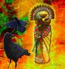 Mercy (Carl Klitzke) Tags: fantasy lore magic kachina mystery digitalart carlklitzkeart