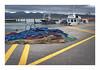 Arte en el cuadrilátero (juan jose aparicio) Tags: mar sea seascape boats ships barcos muelle duck paisaje bahía