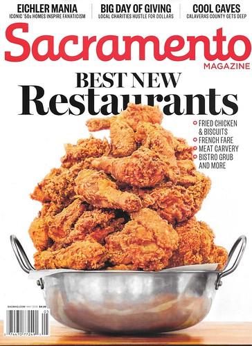Sacramento Magazine, May 2016: Eichler Fever - Cover