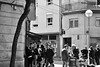 La Barceloneta (sz1507) Tags: 2018 nikond5600 cerveza streetphotography street streetview people biancoenero blackandwhite tapas bar barceloneta barcelona barcellona
