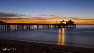 Malibu Pier Twilight_MG_0651