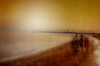 untitled50 (Valeria Rossi Brichese) Tags: caorle veneto paunterly multiexposure sand walking colors canon