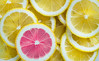 Closeup of slices of lemon and one pink slice standing out textured background (rawpixel.com) Tags: acid background bloodorange citric citrus closeup concept contrast creative creativity cut different distinguish food fresh freshfruit freshness fruit half health healthy independent individuality juice juicy lemon lemonslice macro name natural nature nutrition organic piece raw refreshing ripe season seasonal slice sour standout sweet tasty texture tropical unique vitaminc vitamins wallpaper