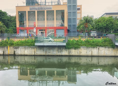 Rochor Canal, Singapore (cattan2011) Tags: architecturephotography architecture building traveltuesday travelphotography travelbloggers travel river waterscape reflections naturelovers natureperfection naturephotography nature landscapephotography landscape 新加坡 rochorcanal singapore