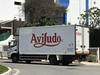 Alvor - Algarve - Portugal - April 2018 (firehouse.ie) Tags: toyotadyna dyna toyota camion hgv lorries transport vehicule vehicle delivery van lorry trucks truck algarve alvor aviludo