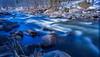 Spring Flow To The Delaware (John Kocijanski) Tags: water river tenmileriver landscape longexposure leebigstopper spring snow canon5dmkii canon1740mmllens sullivancounty nature