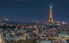 De Montmartre à la Concorde (aurlien.leroch) Tags: paris toureiffel eiffeltower montmartre concorde night nikon cityscape skyline