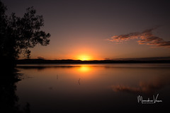 Sunset @ Long Jetty, NSW (Mvimages) Tags: sunset sunsetlovers nsw evening longjetty thecentralcoast reflection sydney