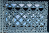 Footbridge (marktmcn) Tags: iron lattice hapenny footbridge detail greenland dock passage entrance surrey docks rotherhithe london latticed riveted rivets thames d610 nikkor