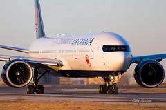 Go Canada Go 777 (galenburrows) Tags: aviation aircraft airplane flight flying aircanada boeing 777 cyyz yyz toronto canada