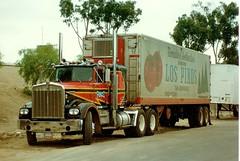Kenworth, Kenmex (PAcarhauler) Tags: kw kenmex kenworth semi tractor trailer truck