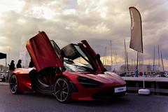 McLaren 720S (Matthias Harbers) Tags: mclaren720s mclaren 720s mclarenautomotive british sportscar nikon1 nikon nikon1v3 v3 1 nikon1nikkor6713mmf3556vr nikkor tokyoyumenoshimamarina tokyo japan car automobil racing sports supercar harbor britishcar topazlabs dxo