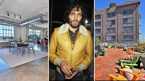 Filmmaker Vincent Gallo Selling L.A. Condo—With Hopes of Giant Profit