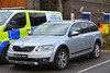 Unmarked Collision Investigation (S11 AUN) Tags: west midlands police wmp skoda octavia scout estate 4x4 traffic car rpu roads policing unit unmarked collision investigation ciu video equipped 999 emergency vehicle