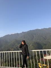 IMG_3161 (Euterpe Hermione) Tags: sapa mountain núi đẹp mây beautyspot beautiful vietnam vietnamese travel trip portrait iphonephotography