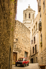 IMG_2893-1 (89lilly) Tags: girona spagna spain travel europa europe viaggi viaggiare holiday city landscapes tour castel castello photo photography fotografia canon canon550d pic città paesaggio panoramica panorama 2017 mura muro view vista street streetart streetphotography