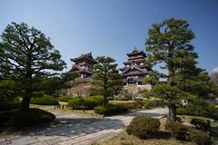 Fushimi Castle , Kyoto ,Japan (kkanok403) Tags: fushimimomoyamacastlekyotojapan zeissbatis18mmf28