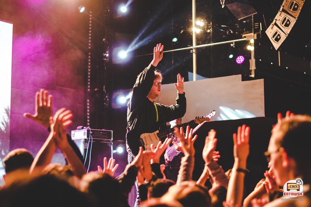 Большой весенний концерт группы Pompeya: как это было? Андрей Константинов