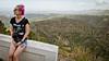along the Caldera (Meister Schnitter) Tags: lila pentax caldera girl color turnstile
