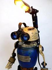 Apex~2 (Tinkerbots) Tags: assemblage assemblagesculpture antique boingboing comiccon character creative danjones devicegallery dieselpunk explore foundobject foundobjectsculpture foundobjects gears handmade imagination junkart junksculpture robot rayguns reuse scifi steampunk sculpture