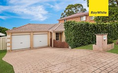 18 Aquamarine Street, Quakers Hill NSW