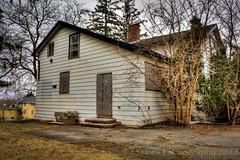 Old House (HWW) (13skies) Tags: hww windowwednesday wall wallwednesday boardedup abandoned empty old left alone happywindowwednesday canont3i hdr highdynamicrange