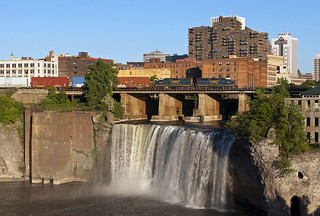 Geeps Over the High Falls