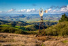 The View From The Irish Hills (Mimi Ditchie) Tags: irishhills perfumocanyon perfumocanyonroad sanluisobispo greenhills mountains road windmill spring clouds getty gettyimages mimiditchie mimiditchiephotography