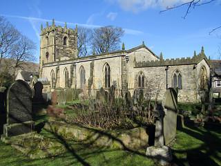 St Edmund's Church, Castleton 2018