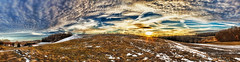 8R9A0720-25Ptzl1TBbLGER (ultravivid imaging) Tags: ultravividimaging ultra vivid imaging ultravivid colorful canon canon5dm3 clouds sunsetclouds stormclouds sky scenic evening rural twilight snow sunset winter fields farm pennsylvania pa panoramic painterly landscape vista
