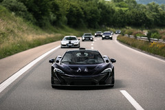 Leading the pack. (dutchwithacamera) Tags: mclaren mclarenp1 event carphotography car cars carspotting carphoto carspot canon canoneos canoneos5d hypercar hobby photography photo photoshoot 70200